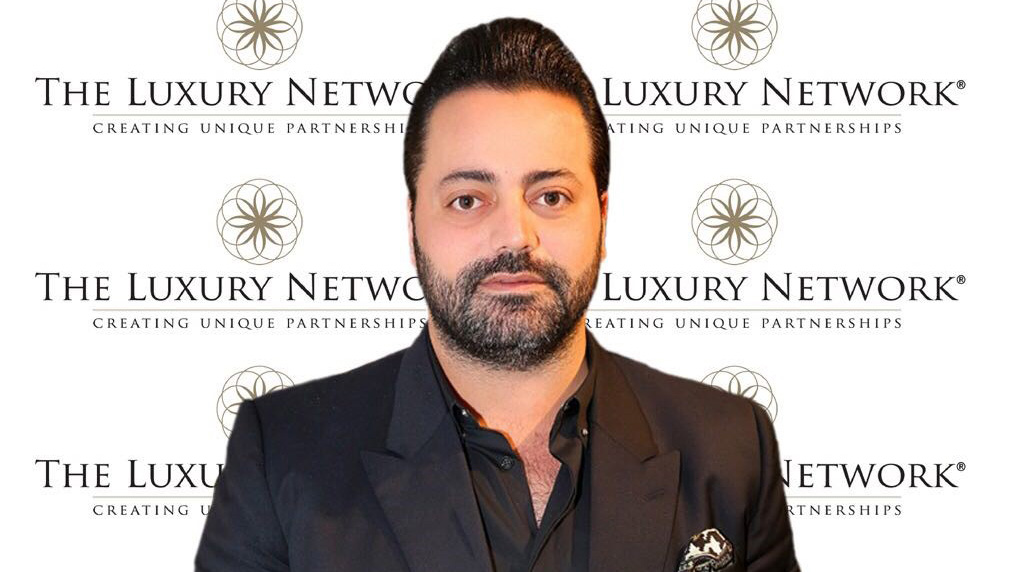 The Luxury Network International CEO Fares Ghattas