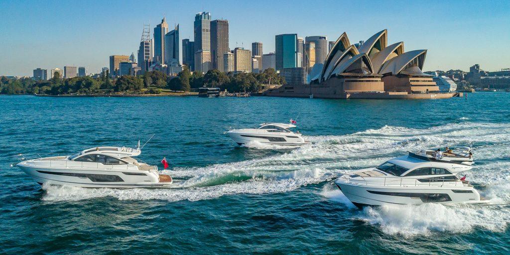 Ferrari, Vertu, Fairline Yachts and Henk Luggage Co-Host VIP Showcase Event