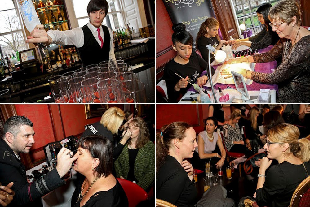 Luxury Network Members Co-Host VIP Ladies Evening