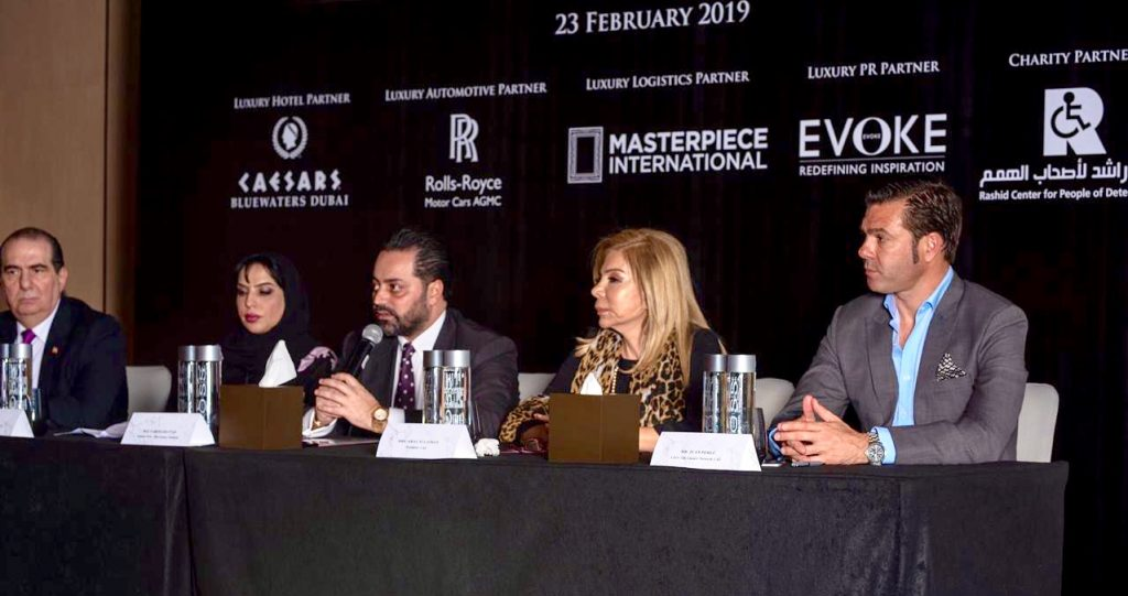 TLN Announces Dubai as the Site for The Luxury Network Awards 2019