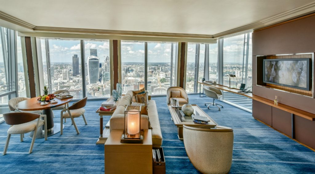 10 Global Hotels Recommended by The Luxury Network