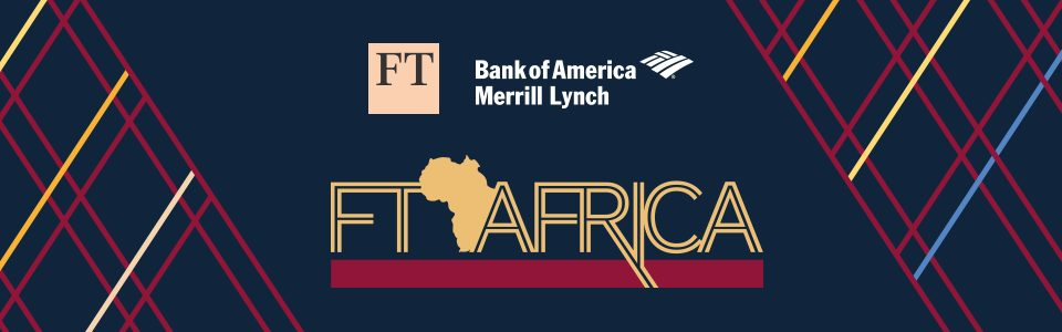 FT Africa Summit 2019