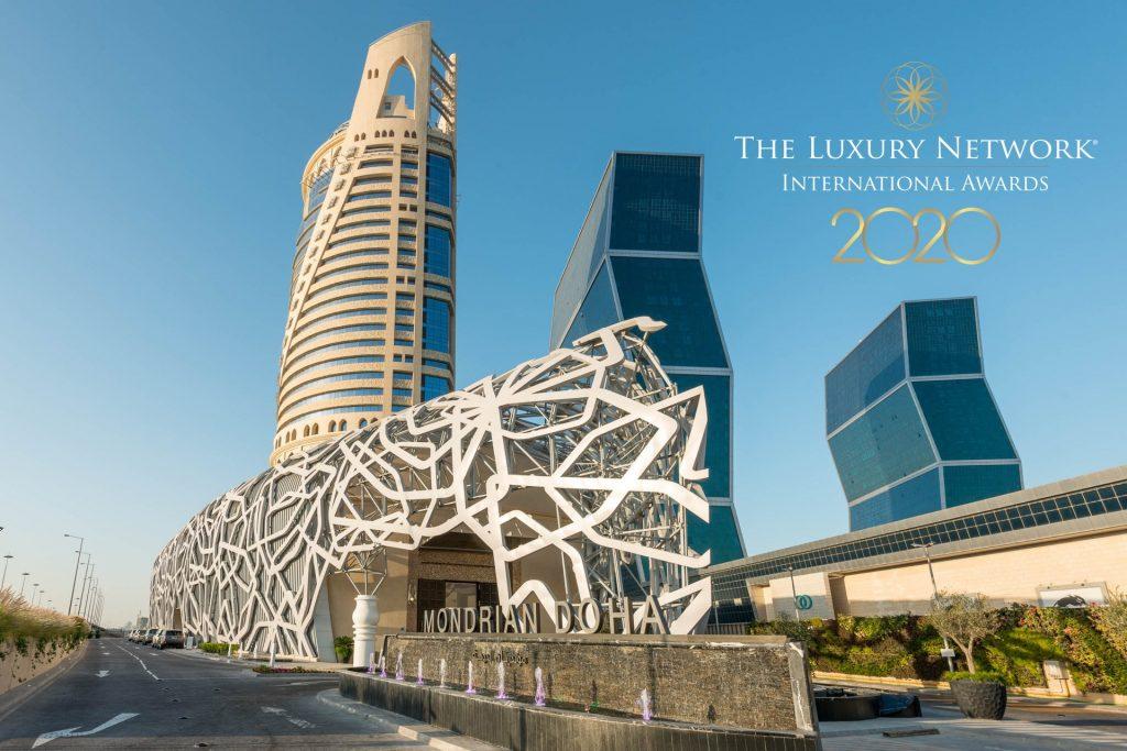 Destination Confirmed: Qatar for The Luxury Network International Awards 2020