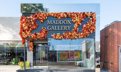 The Luxury Network Los Angeles hosts intimate Dinner event at the Maddox Gallery