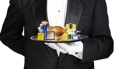 Introducing: THE FRAGRANCE BUTLER
